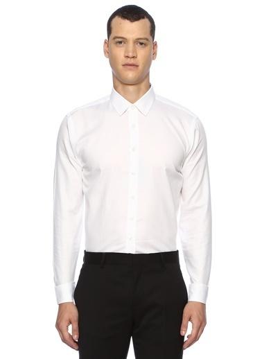 NetWork Gömlek Beyaz